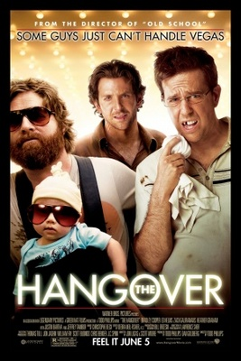 The Hangover movie poster (2009) poster MOV_0e624de4