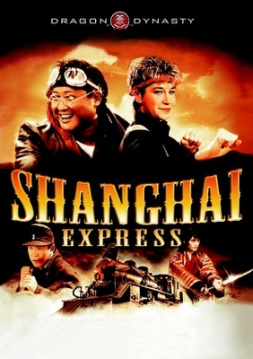 Millionaires Express movie poster (1986) poster MOV_0e63361e