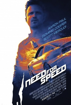 Need for Speed movie poster (2014) poster MOV_0e6b6959