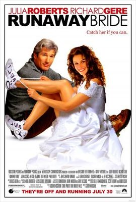 Runaway Bride movie poster (1999) poster MOV_0e6c6422