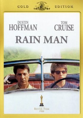 Rain Man movie poster (1988) poster MOV_0e703351