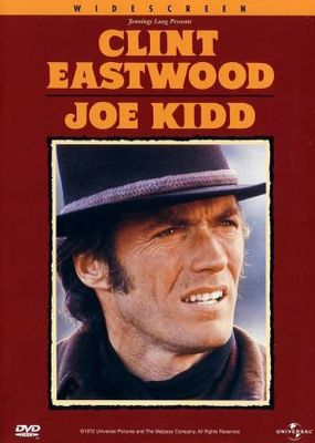 Joe Kidd movie poster (1972) poster MOV_0e718f5a