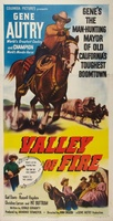 Valley of Fire movie poster (1951) picture MOV_0e755a80
