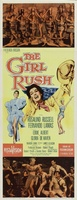 The Girl Rush movie poster (1955) picture MOV_0e77fedb