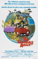 The Gumball Rally movie poster (1976) picture MOV_0e7aecca
