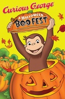 Curious George: A Halloween Boo Fest movie poster (2013) picture MOV_0e7b76e4
