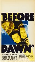 Before Dawn movie poster (1933) picture MOV_0e7c6ed9