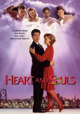 Heart and Souls movie poster (1993) Poster. Buy Heart and ...
