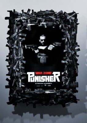 Punisher: War Zone movie poster (2008) poster MOV_0e88c074