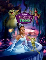 The Princess and the Frog movie poster (2009) picture MOV_0e8ace19
