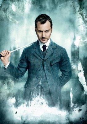 Sherlock Holmes movie poster (2009) poster MOV_0e8c97b1