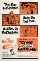Come Spy with Me movie poster (1967) picture MOV_0e924cfd