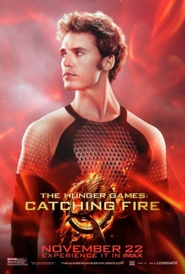 The Hunger Games: Catching Fire movie poster (2013) poster MOV_0e98e5fa