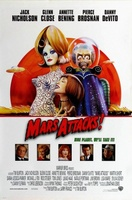 Mars Attacks! movie poster (1996) picture MOV_0e9a4654