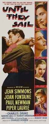 Until They Sail movie poster (1957) poster MOV_0e9b766e