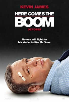 Here Comes the Boom movie poster (2012) poster MOV_0e9e3760