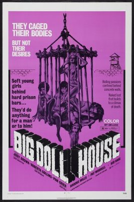 The Big Doll House movie poster (1971) poster MOV_0ea6587f