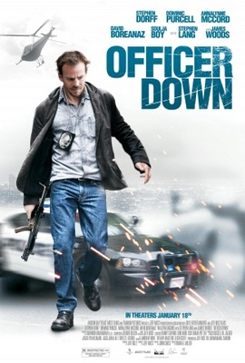 Officer Down movie poster (2012) poster MOV_0ea832d5