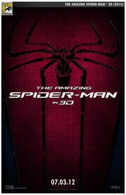 Spider-Man movie poster (2012) poster MOV_0ea8e358