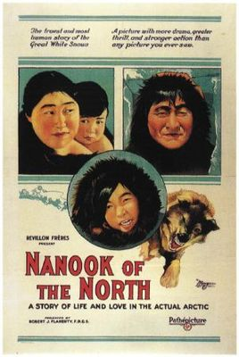 Nanook of the North movie poster (1922) poster MOV_0ea9d5e4