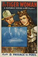 The Tiger Woman movie poster (1944) picture MOV_0eaab1db