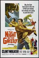 The Night of the Grizzly movie poster (1966) picture MOV_0eb19c62