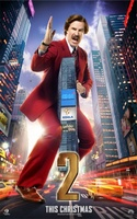 Anchorman: The Legend Continues movie poster (2014) picture MOV_0eb1bcf9