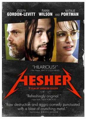 Hesher movie poster (2010) poster MOV_0eb39dd6