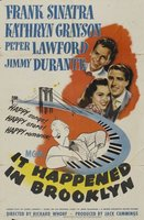 It Happened in Brooklyn movie poster (1947) picture MOV_0eb62bc5