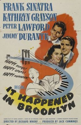 It Happened in Brooklyn movie poster (1947) poster MOV_0eb62bc5