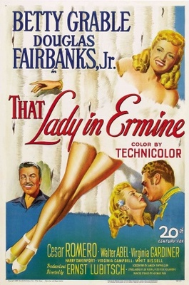 That Lady in Ermine movie poster (1948) poster MOV_0eb72019