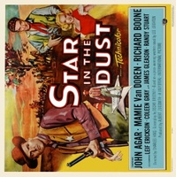 Star in the Dust movie poster (1956) picture MOV_0eba3d09