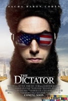 The Dictator movie poster (2012) picture MOV_0eba70dc