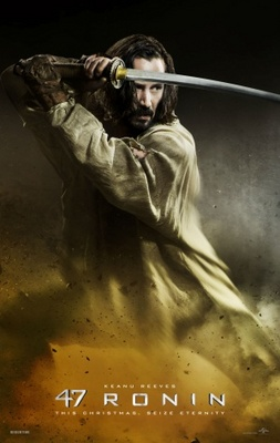 47 Ronin movie poster (2013) poster MOV_0ebfeae6