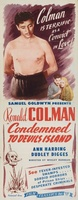 Condemned movie poster (1929) picture MOV_0ec42fc2