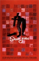 Saint Joan movie poster (1957) picture MOV_0ecc6f40