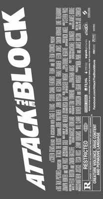 Attack the Block movie poster (2011) poster MOV_0ed0e04e