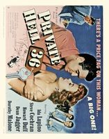 Private Hell 36 movie poster (1954) picture MOV_72f2b955