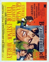 Beau Brummell movie poster (1954) picture MOV_0ed8ceb1