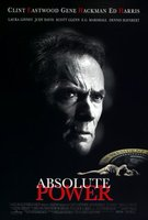 Absolute Power movie poster (1997) picture MOV_0edda051