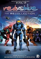 Red vs Blue: Recollection Trilogy movie poster (2010) picture MOV_0ee1eafd