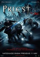 Priest movie poster (2011) picture MOV_0ee51799