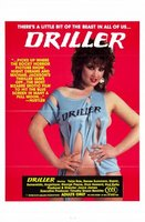 Driller movie poster (1984) picture MOV_0ee96c9a