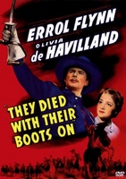 They Died with Their Boots On movie poster (1941) picture MOV_0ee9948b