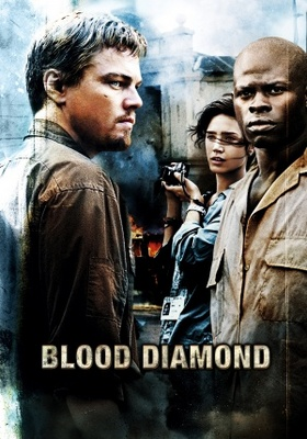 Blood Diamond movie poster (2006) poster MOV_0ee9d430