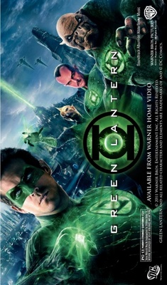 Green Lantern movie poster (2011) poster MOV_0ef3ab13