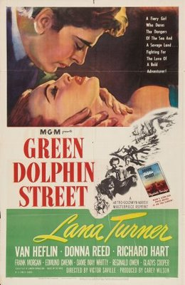Green Dolphin Street movie poster (1947) poster MOV_0ef71995