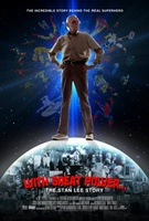 With Great Power: The Stan Lee Story movie poster (2010) picture MOV_0ef9448c
