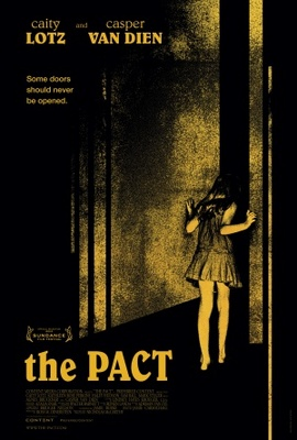 The Pact movie poster (2012) poster MOV_0f0144aa