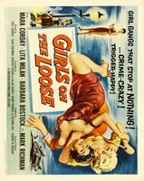 Girls on the Loose movie poster (1958) picture MOV_0f01e617